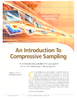 An introduction to compressive sampling - URL